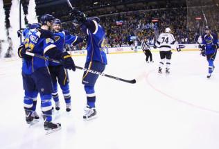 NHL Betting:  St. Louis Blues at Columbus Blue Jackets