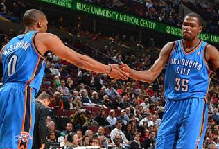 NBA Betting:  Houston Rockets at Oklahoma City Thunder