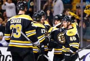 NHL Betting Picks:  Boston Bruins at New York Rangers