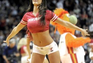 NBA Playoff Matchup:  Indiana Pacers at Miami Heat