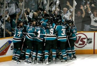 NHL Betting:  Los Angeles Kings at San Jose Sharks