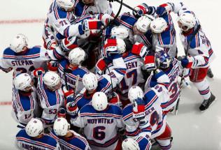 NHL Betting:  New York Rangers at Washington Capitals