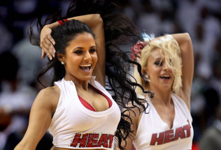 NBA Finals Preview:  San Antonio Spurs at Miami Heat