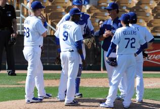 NL Baseball Betting:  Los Angeles Dodgers at Arizona Diamondbacks