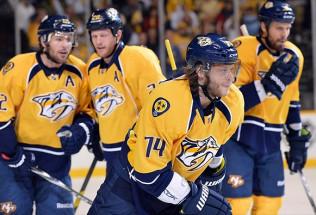NHL Betting:  Nashville Predators at Winnipeg Jets