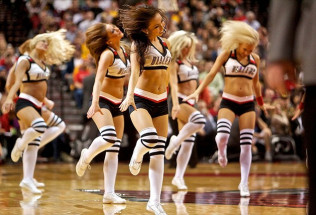 NBA Basketball Preview:  Cleveland Cavaliers at Portland Trailblazers