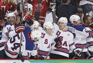 Olympic Hockey Semifinal Rounds Set for Friday