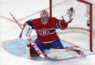 NHL Playoff Betting:  Montreal Goalie Carey Price Out For Series