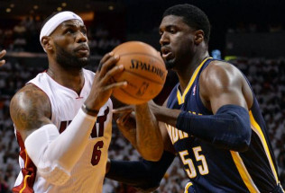 NBA Playoffs Betting: Heat at Pacers