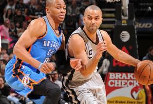 NBA Playoffs Betting: Thunder vs. Spurs