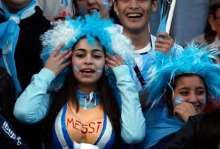 World Cup Soccer Betting:  Nigeria vs. Argentina