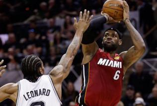 NBA Finals Betting: Game 3