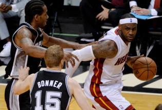 NBA Finals Betting: Game 5