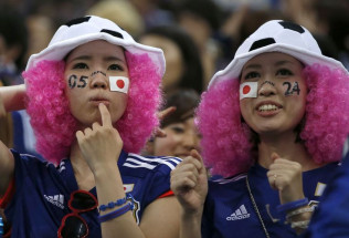 World Cup Betting:  Japan vs. Columbia