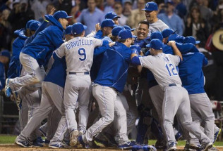 American League Championship Series for October 13, 2014