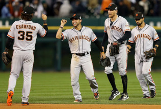 National League Championship Series Betting for October 12, 2014
