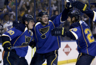NHL Betting Picks:  St.Louis Blues at Boston Bruins