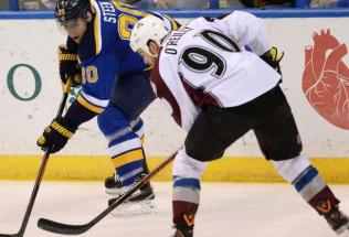NHL Hockey Betting:  St. Louis Blues at New York Rangers