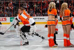 NHL Hockey Betting:  Minnesota Wild at Philadelphia Flyers