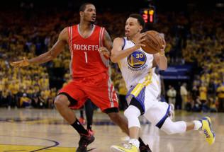 NBA Playoffs Betting: Rockets at Warriors Game 2
