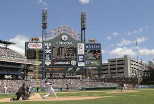 MLB Baseball Betting:  Cincinnati Reds at Detroit Tigers