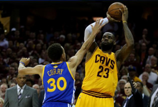 NBA Finals Betting: Cavaliers at Warriors