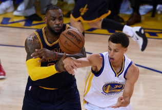 NBA Finals Betting: Warriors at Cavaliers