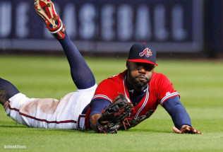 MLB Baseball:  Atlanta Braves at Colorado Rockies