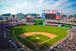 MLB Baseball Betting:  Cincinnati Reds at Washington Nationals