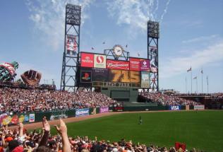 MLB Baseball Betting:  Los Angeles Dodgers at San Francisco Giants