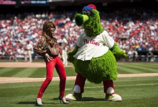 MLB Baseball:  Philadelphia Phillies at New York Mets