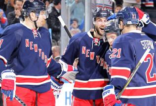 NHL Hockey Betting:  New York Rangers at Buffalo Sabres