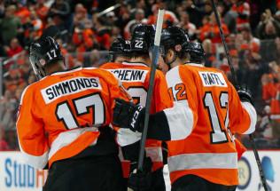 NHL Hockey Betting:  Philadelphia Flyers at Florida Panthers