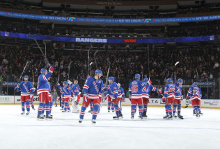 NHL Hockey Betting:  Pittsburgh Penguins at New York Rangers