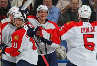 NHL Hockey Betting:  Florida Panthers at New York Rangers