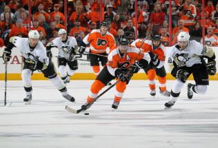 NHL Hockey Betting:  Philadelphia Flyers at Columbus Blue Jackets
