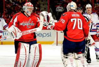 NHL Hockey Betting:  Columbus Blue Jackets at Washington Capitals
