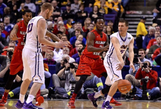 NCAA Basketball Betting:  Northern Iowa vs. Texas A&M