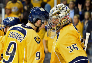 NHL Hockey Betting:  Nashville Predators at Colorado Avalanche