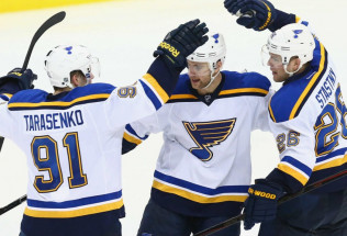 NHL Hockey Betting:  St. Louis Blues at Washington Capitals