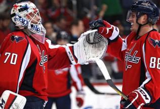 NHL Hockey Betting:  Washington Capitals at Philadelphia Flyers