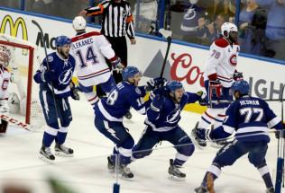 NHL Hockey Betting:  Tampa Bay Lightning at Detroit Red Wings