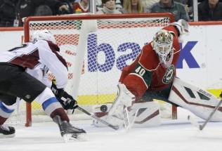NHL Hockey Betting:  Calgary Flames at Minnesota Wild