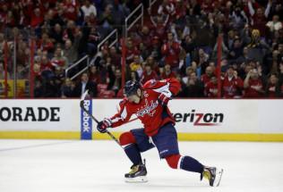 NHL Hockey Betting:  Philadelphia Flyers at Washington Capitals