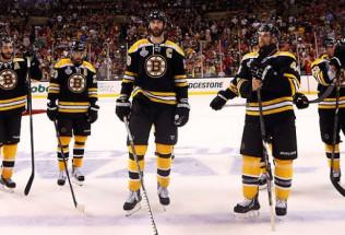 NHL Hockey Betting:  Boston Bruins at Chicago Blackhawks