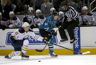NHL Hockey Betting:  San Jose Sharks at Pittsburgh Penguins