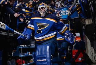 NHL Hockey Betting:  St. Louis Blues at San Jose Sharks
