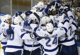 NHL Hockey Betting:  Tampa Bay Lightning at Pittsburgh Penguins