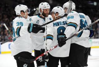 NHL Hockey Betting:  San Jose Sharks at St. Louis Blues