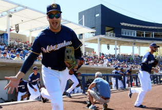 MLB Baseball Betting:  Los Angeles Dodgers at Milwaukee Brewers
